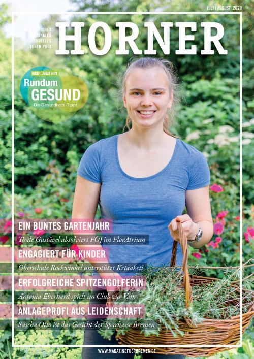 HORNER Magazin